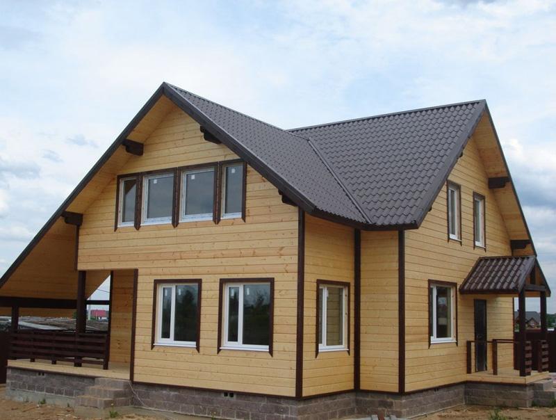 Строительство домов под ключ цены стоимость